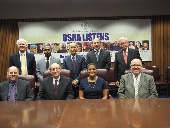 OSHA renews alliance to protect roadway construction workers