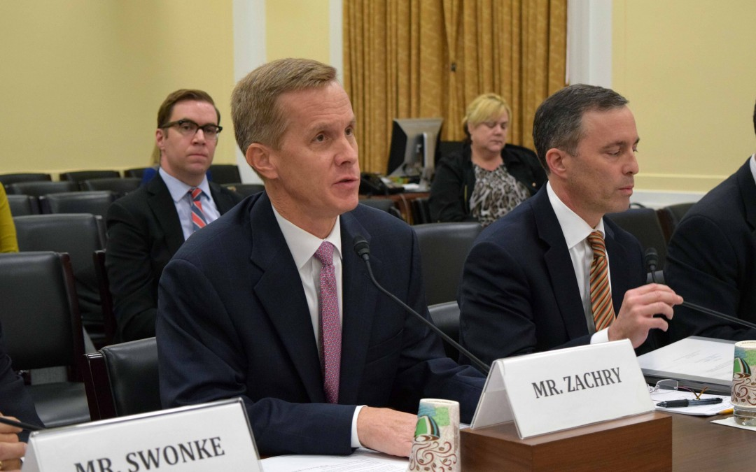 ARTBA Chairman Zachry Testifies Before Congressional Committee on Transportation Project Reform