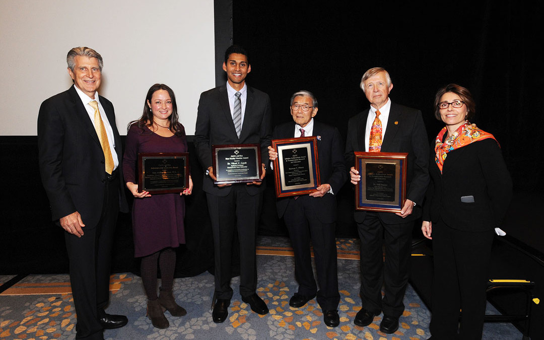 CUTC Honors 10 Individuals for Advancing Transportation Research