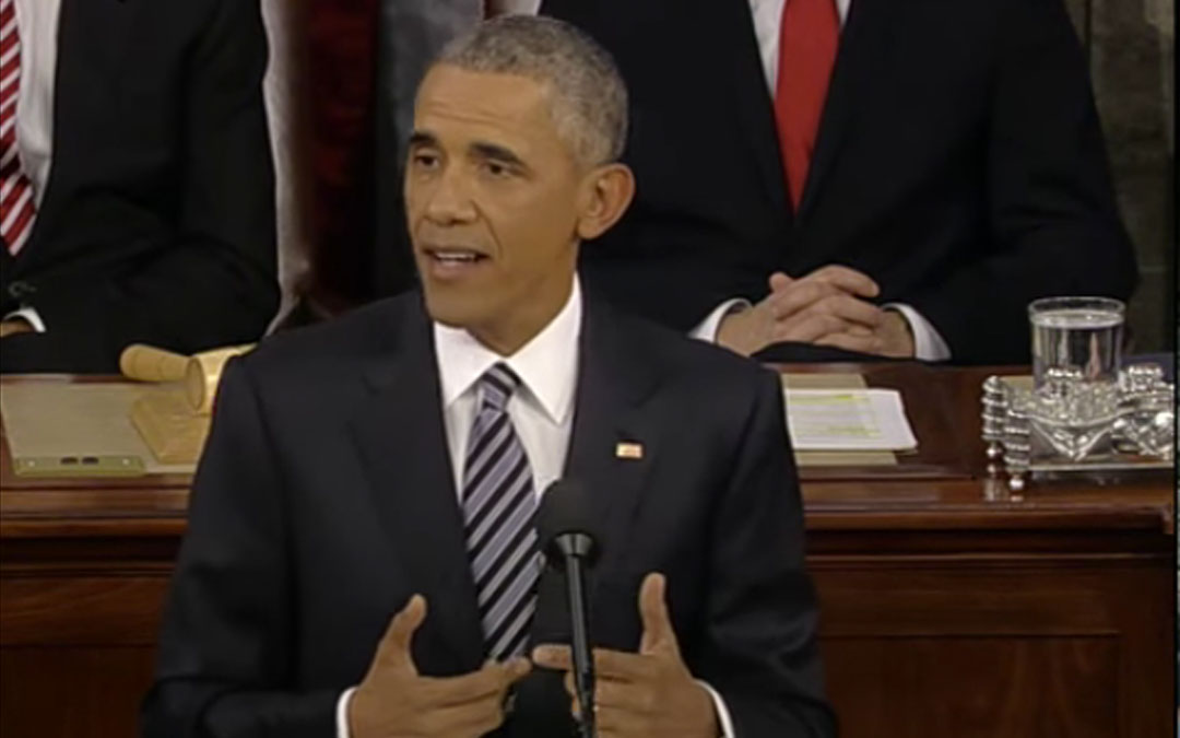 Obama Barely Mentions Transportation in SOTU