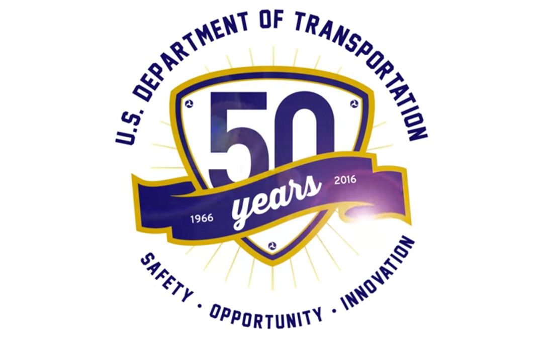 Current and Former U.S. DOT Secretaries Celebrate Agency's 50th Anniversary