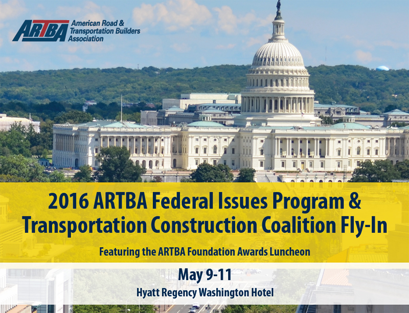 Register Now for 2016 Federal Issues Program & Fly-In