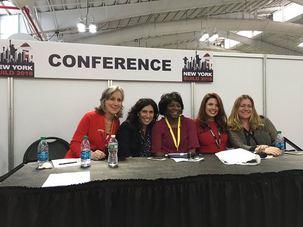 ARTBA Women Leaders Participate in N.Y. Build Expo