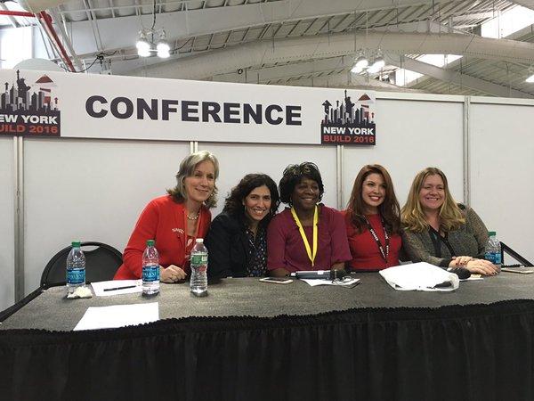 ARTBA Women Leaders Participate in N.Y. Build Expo
