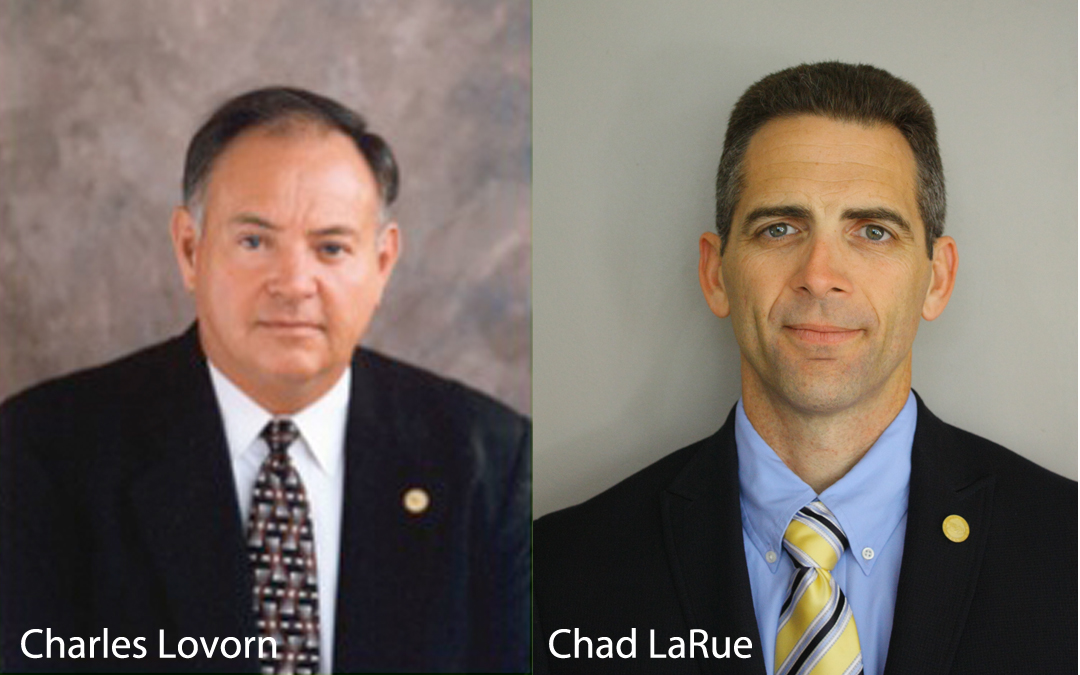 Lovorn Passes the Reins to LaRue in Kentucky