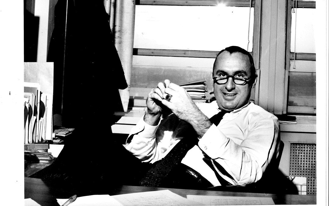 Art Fox, Jr., Construction Industry Journal Editor, Dies at 92