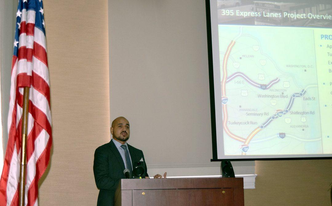 Transurban Executive & ARTBA Chief Economist Brief Local D.C. Transportation Professionals