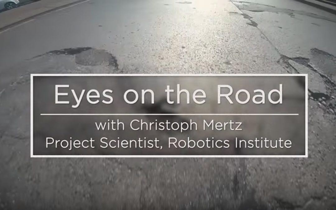 How smartphones aid road inspection