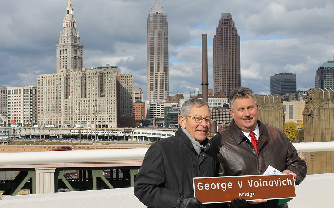 Ohio's George Voinovich Supported Transportation Construction Investment