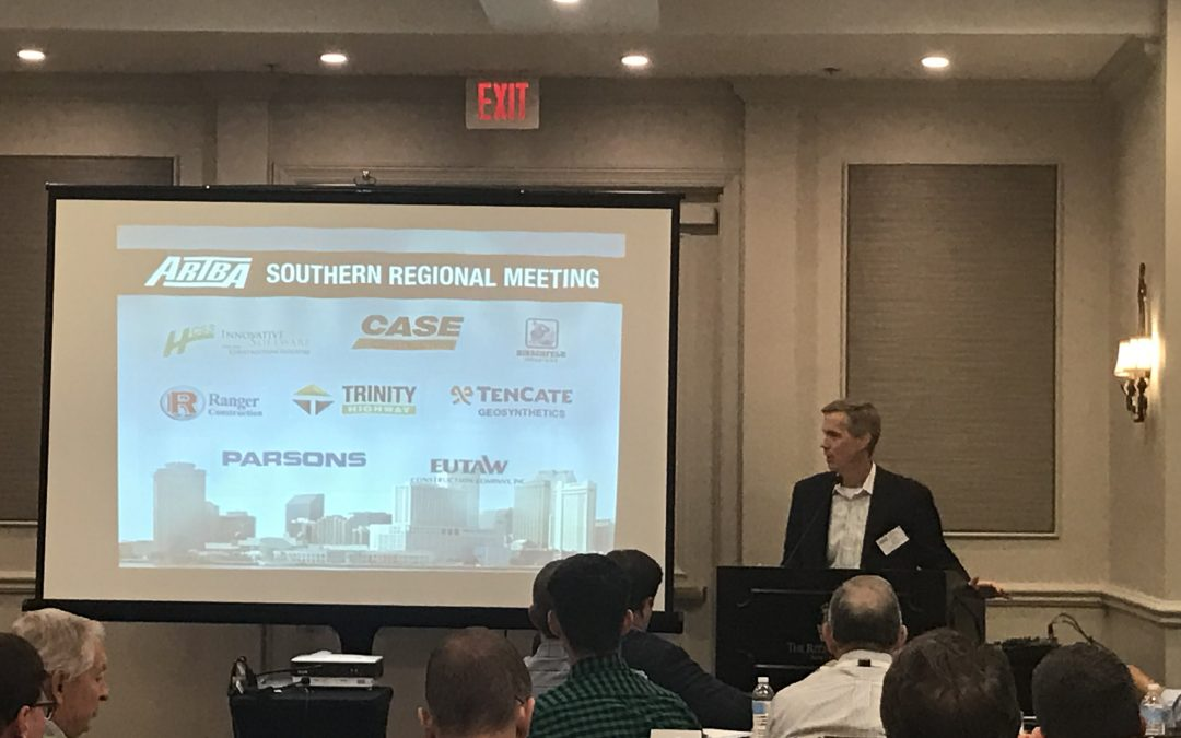High Tech and Transportation Funding Top ARTBA Southern & Western Regional Meetings