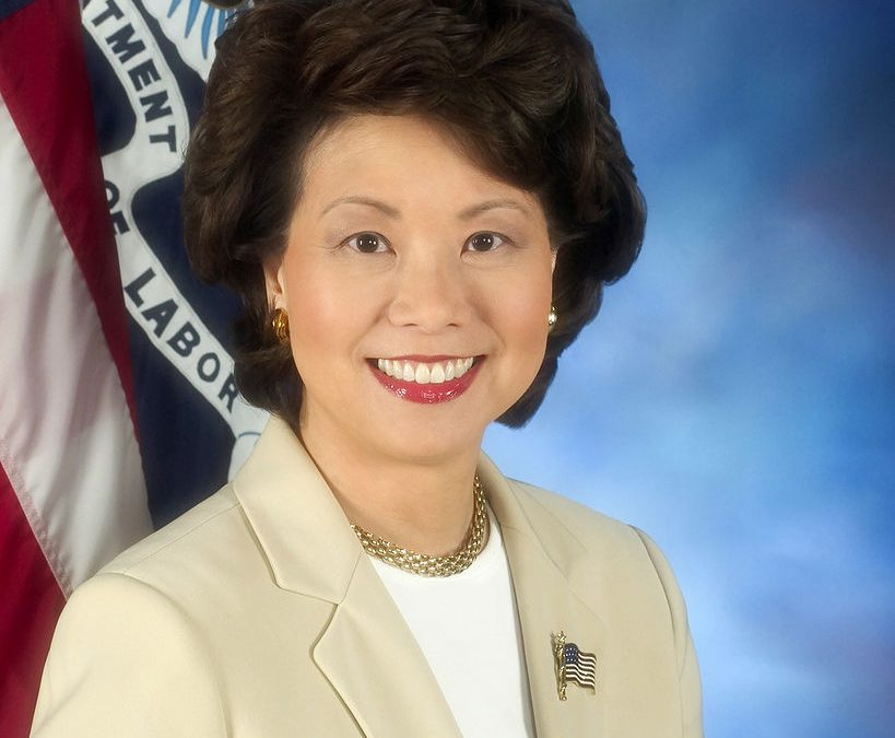 Smooth Ride for Chao at Confirmation Hearing; Short on Policy Details