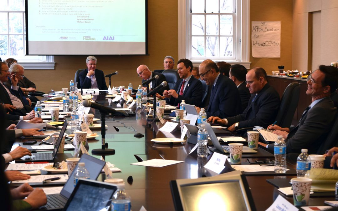 ARTBA Welcomes Annual Roundtable for P3 Leaders