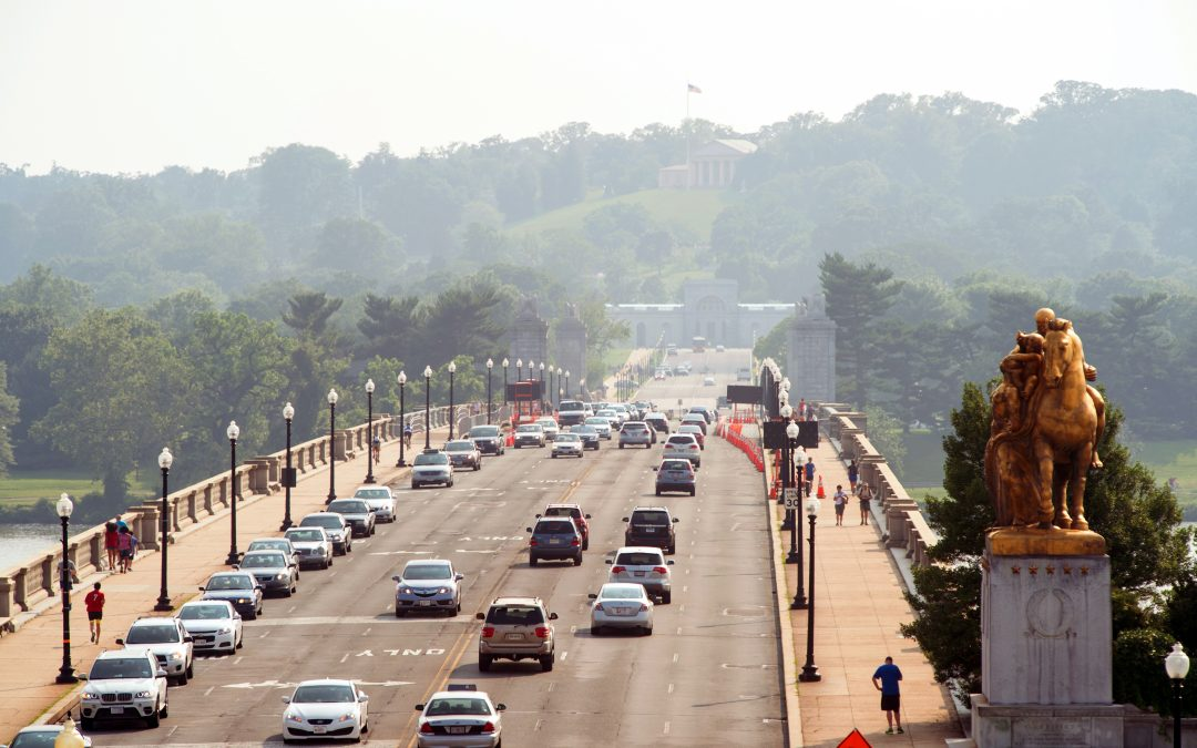 Park Service Approves $227 Million Arlington Memorial Bridge Repair