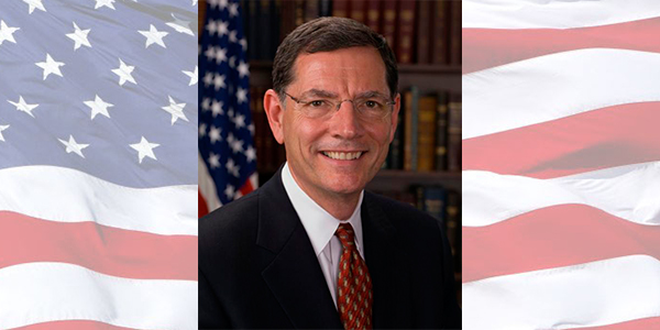 Barrasso to Step Aside as Lead GOP Member of Key Senate Committee
