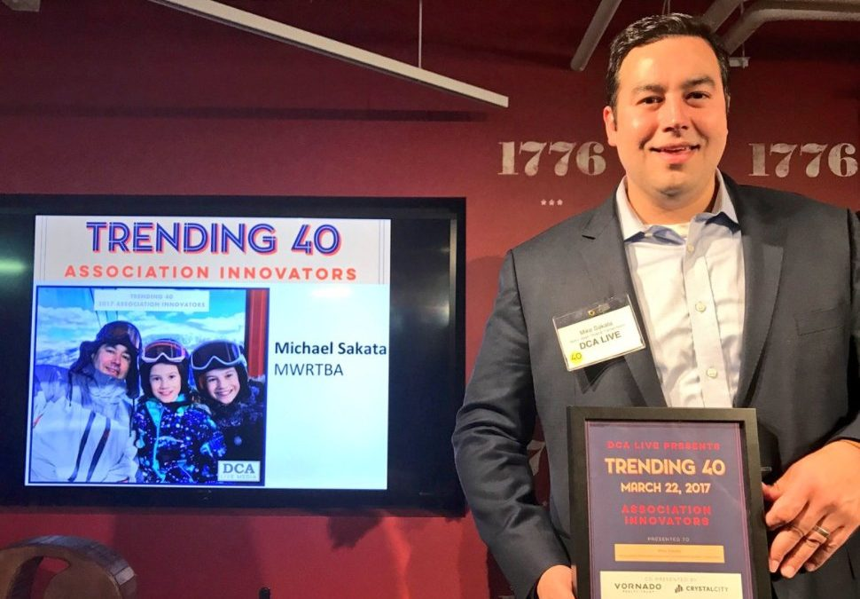"ARTBA's Mike Sakata Among ""Trending"" Association Innovators"