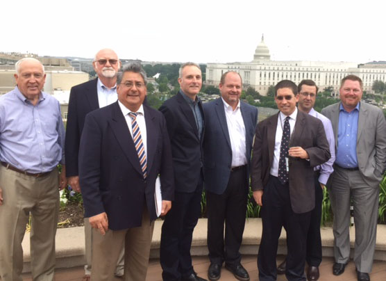 Michigan and Illinois Chapters Visit Nation's Capital