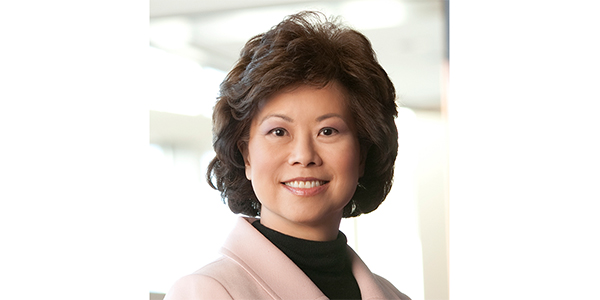 Chao Pressed on Proposal to Cut Highway Trust Fund