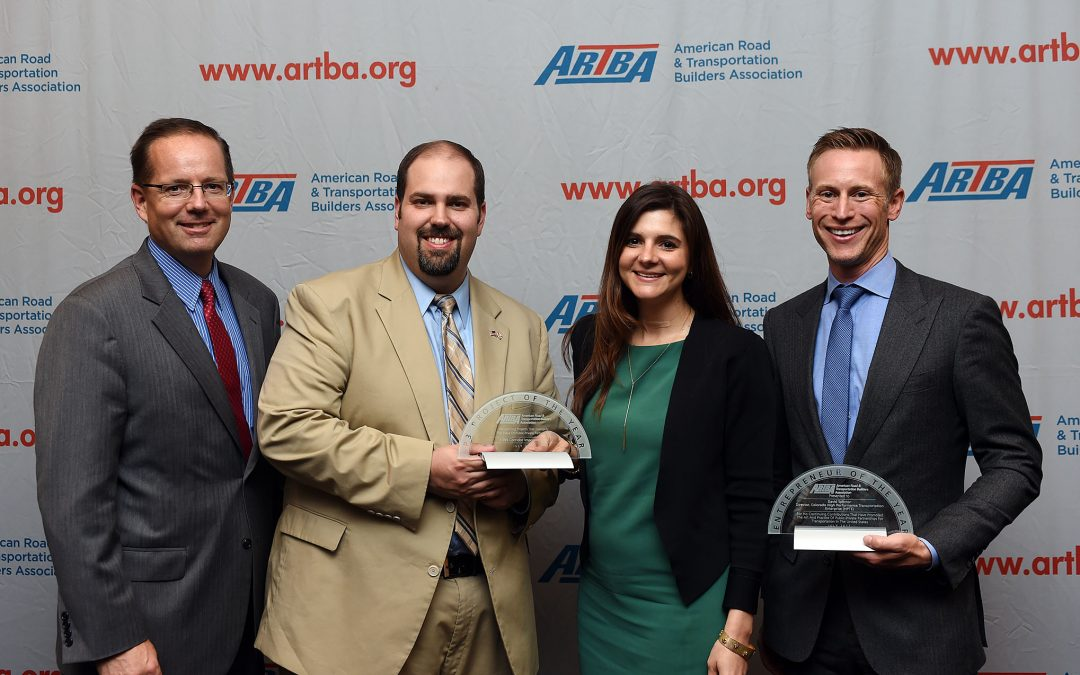 Florida Project, Colorado Entrepreneur Win ARTBA's 2017 P3 Awards