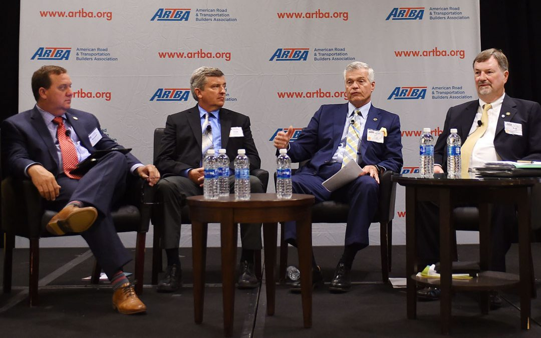 State Lawmakers Detail Transportation Funding Strategies at ARTBA Workshop