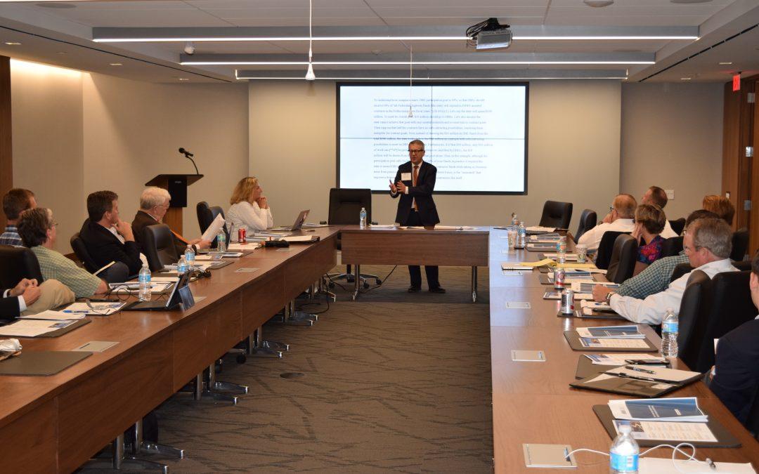 ARTBA's Law & Regulatory Forum Explored Industry Issues