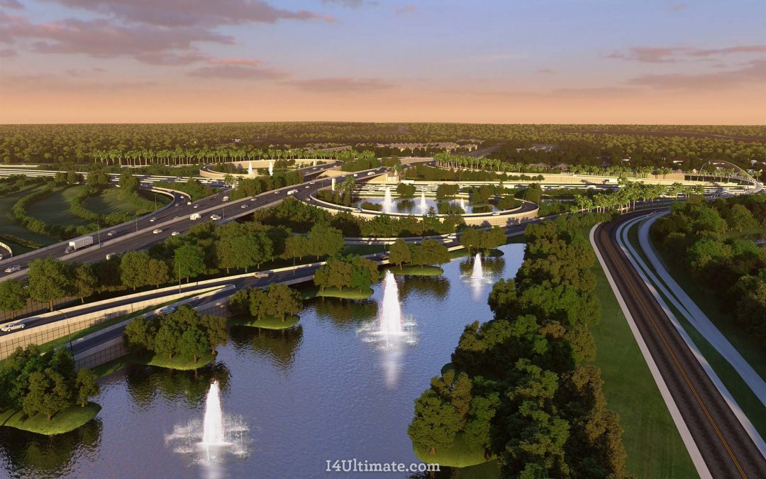 Florida's I-4 Ultimate Wins Sustainability Award