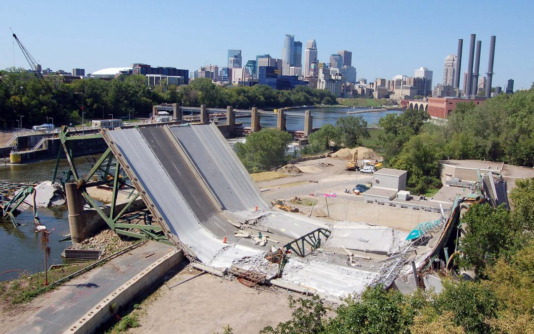 Analysis Looks at U.S. Bridges Decade After I-35W Bridge Collapse
