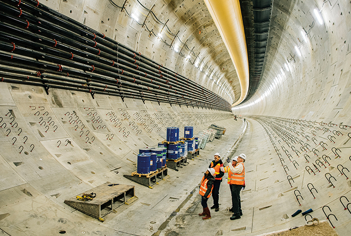 2018: The Year of Infrastructure?