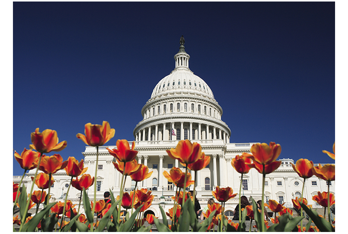 Register Now for Federal Issues Program; Hotel Deadline April 20