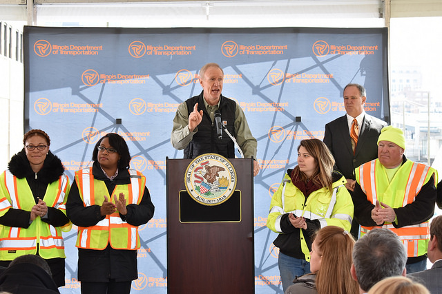 2018 Work Zone Awareness Week Emphasized Responsibility