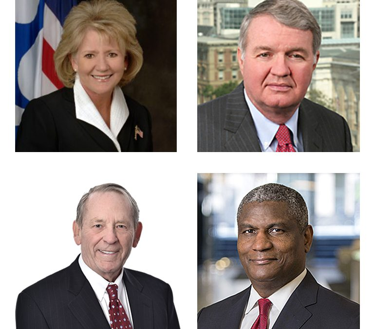 Four Former U.S. DOT Secretaries Confirmed for ARTBA P3s in Transportation Conference