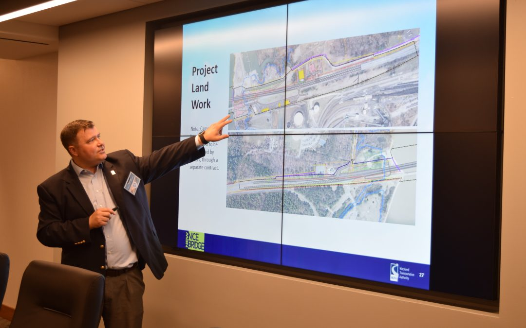 Maryland Pumps $890 Million Extra into I-95 Express Project