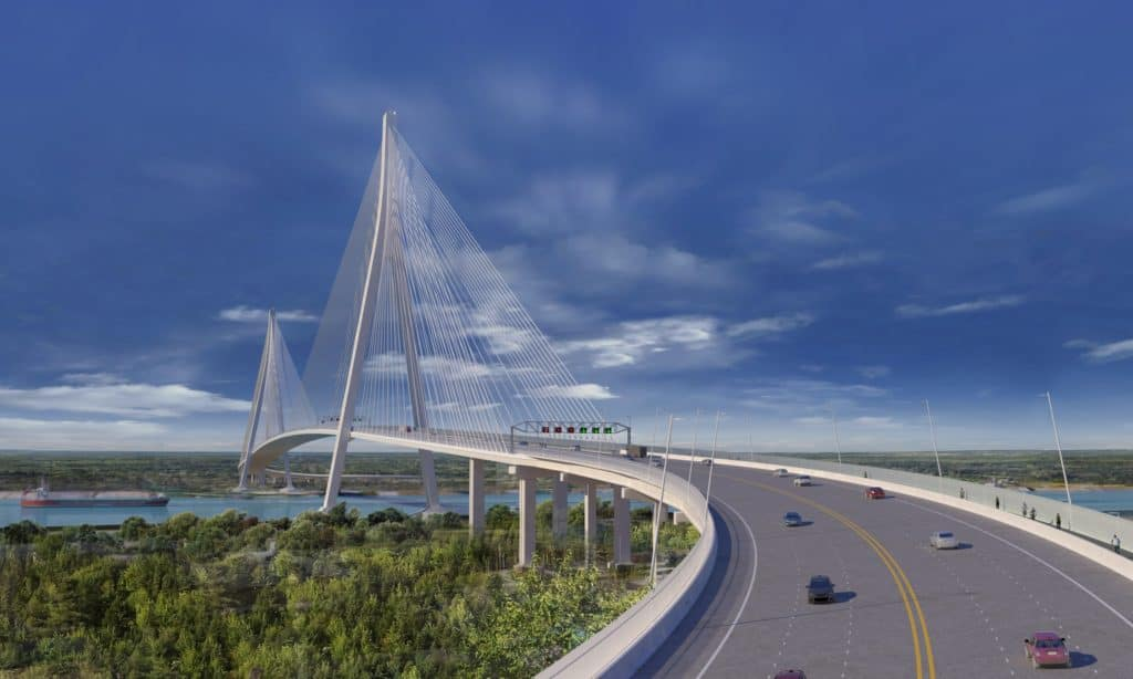 AECOM Awarded Design Contract for Gordie Howe International Bridge