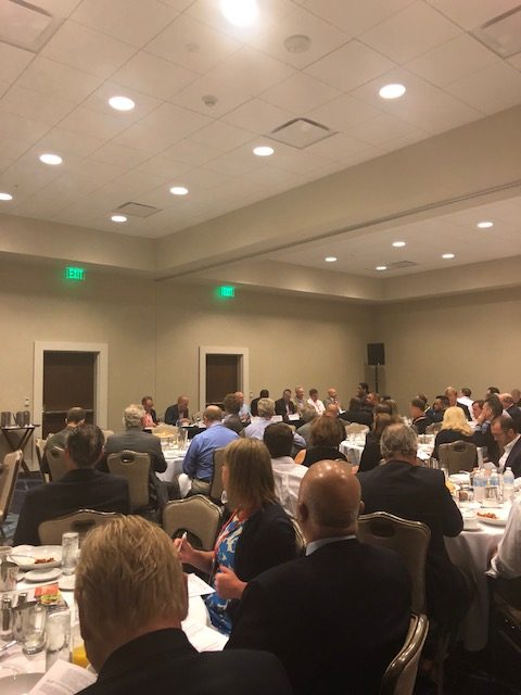 ARTBA Hosts Engineering Issues Breakfast at SASHTO