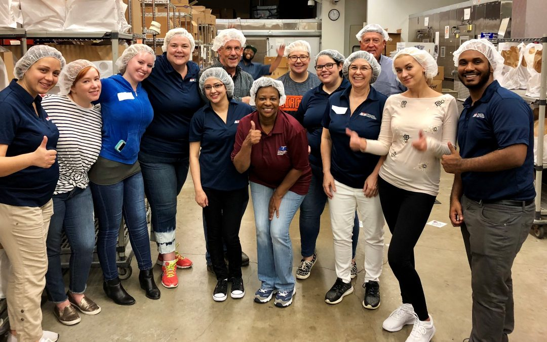 ARTBA Staff Volunteers at D.C.'s Food & Friends