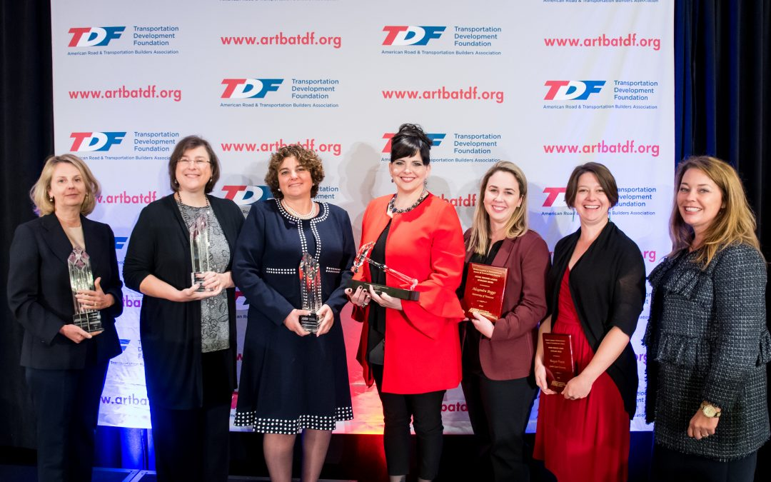 ARTBA Foundation Honors Women Leaders in Transportation