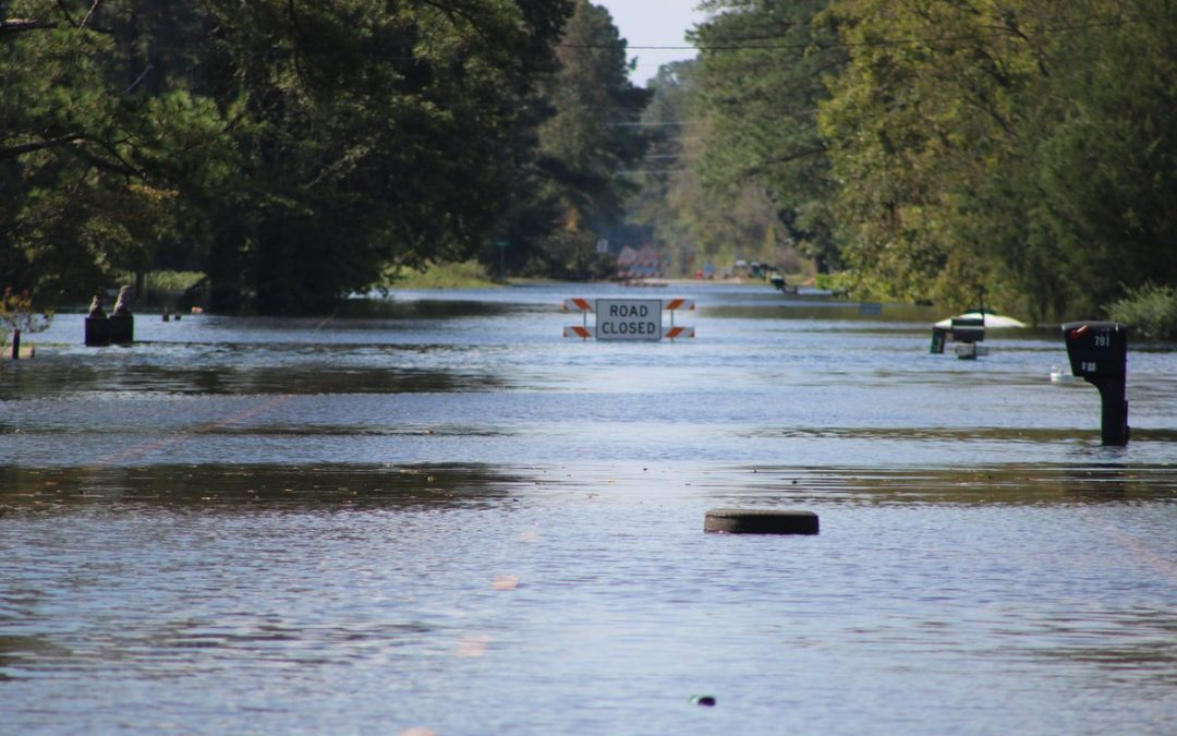 Major Roads in N.C. & S.C. Remain Flooded from Florence