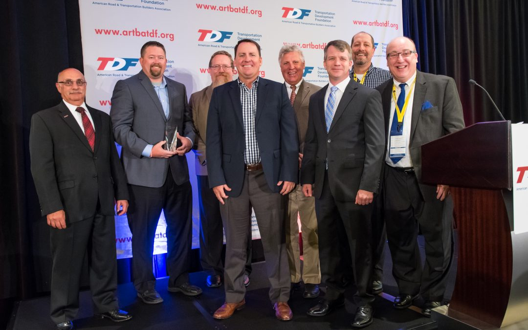 "Four Firms Receive ""Contractor Safety Awards"""