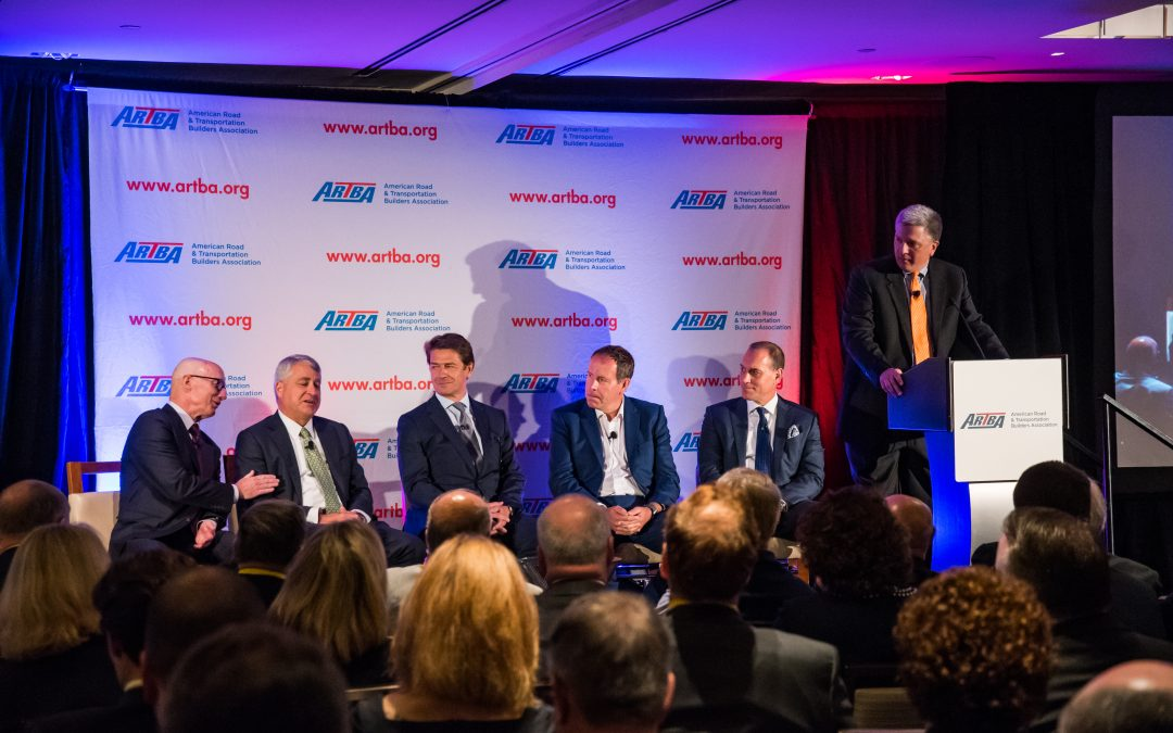 Industry CEO Panel Focuses on Workforce & Safety Issues