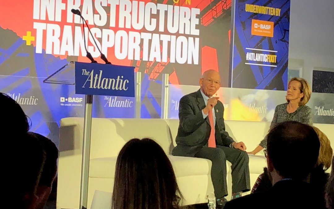 DeFazio Expects House Infrastructure Bill by June