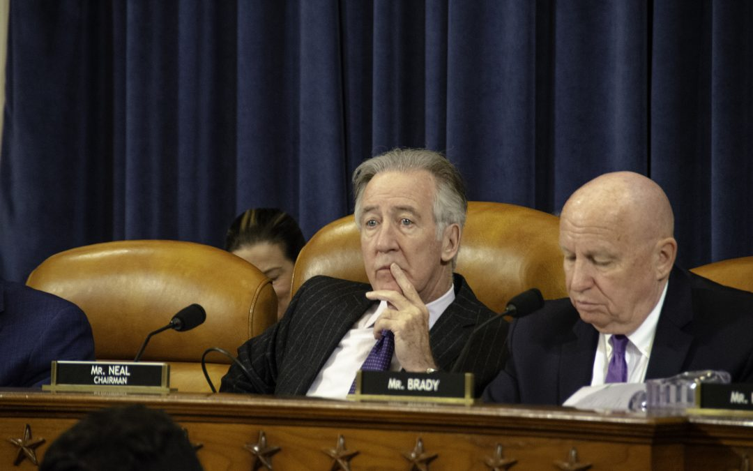 House Tax Committee Weighs Infrastructure Needs, User Fee Revenues