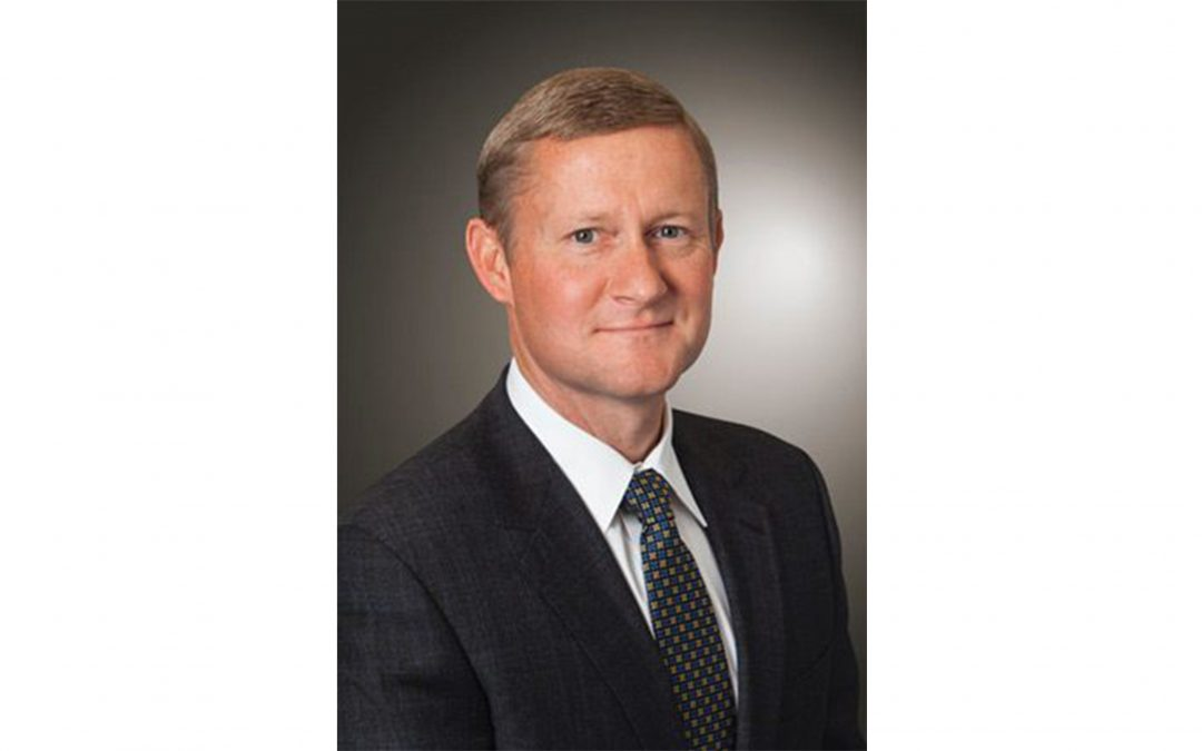 May Named Deere President & COO