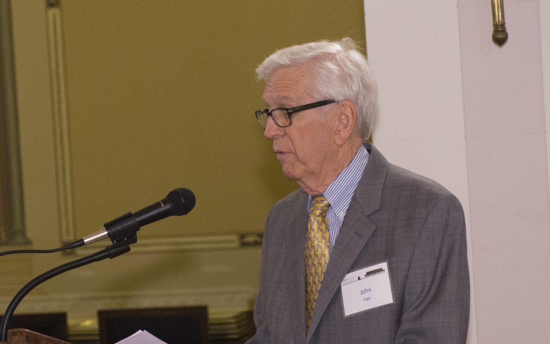 Former ARTBA Legislative Staff Member John Yago Dies