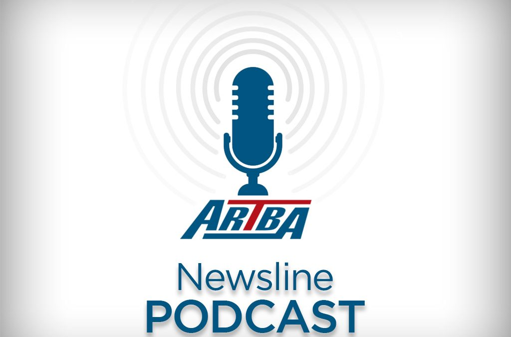 ARTBA Newsline Podcast for August 16, 2019 with Nick Goldstein