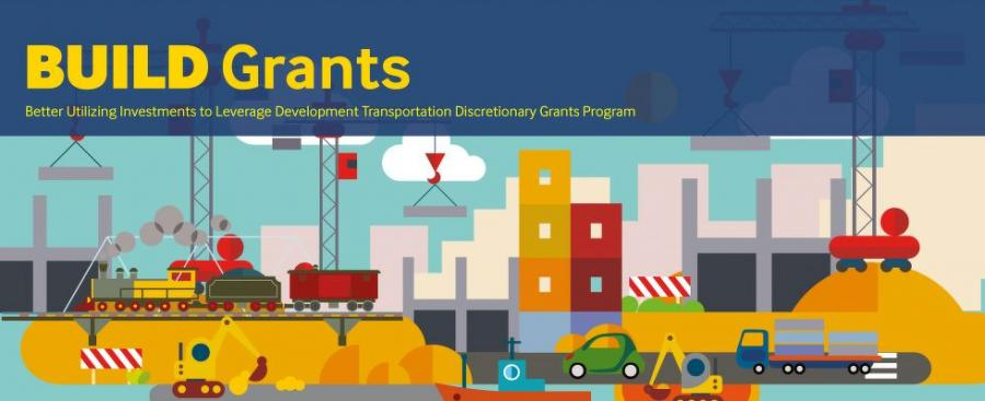 U.S. DOT Opens BUILD Grants, Offers Application Webinars