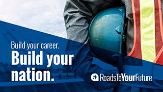 'Playbook' Offers Tips for Highway Construction Workforce Recruitment