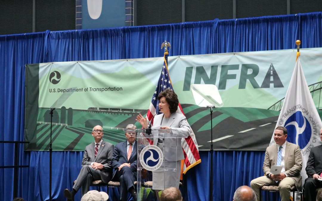 U.S. Dept. of Transportation Announces $856 Million in State & Local Project Grants