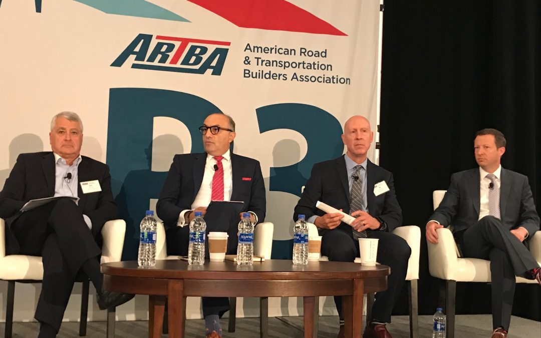 ARTBA's P3s in Transportation Conference Explores Market Opportunties