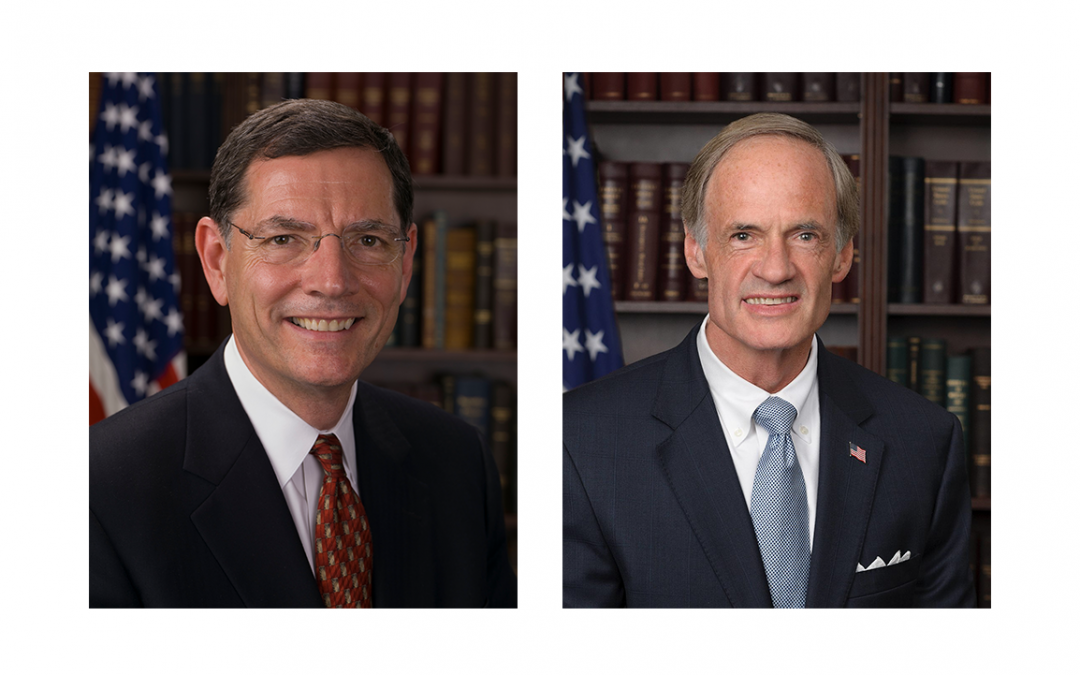Barrasso, Carper Call for Users to Pay for Next Surface Reauthorization Law