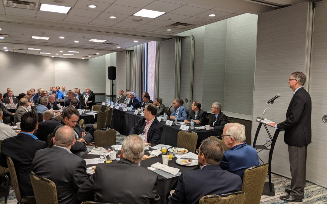 ARTBA Hosts Engineering Issues Breakfast at MAASTO