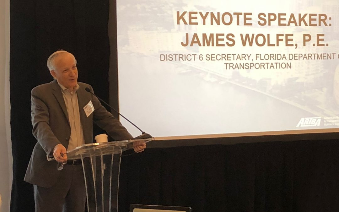 Florida DOT Leader Keynotes Southern Regional Meeting